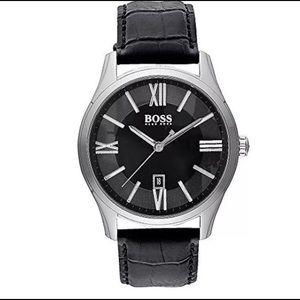 """New Hugo Boss Men's """"Ambassador"""" Wristwatch"""